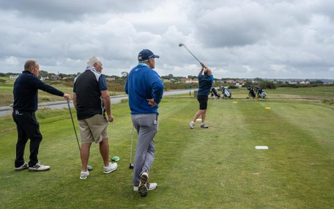 Team Golf Day Raises Record Amount for Foundation