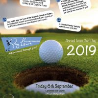 Hole in 1 Prizes Available at Annual Golf Day