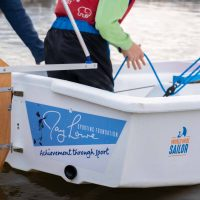 Sailing Trust Benefit from Sail Sponsorship & Vision Sails