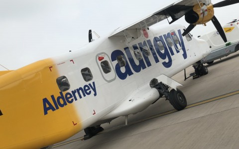 Alderney Punch Well Above Their Weight