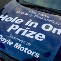 Win A Car at our Annual Team Golf Day