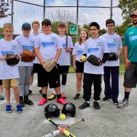 Junior & Minis Softball Kit Looks Great!