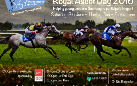 EVENT: Royal Ascot Day 2016
