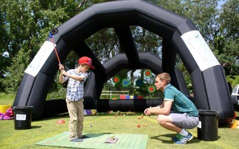 RLSF sponsors Golf Bubble