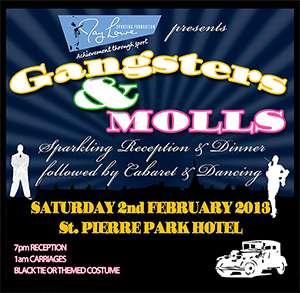 Gangsters and Molls Event – Saturday 2nd February 2013